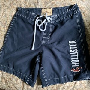 Mens Hollister Swim Trunks